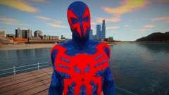 Spiderman 2099 para GTA San Andreas