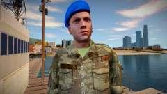Uzman Asker Skin para GTA San Andreas