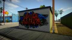 New Graffiti para GTA San Andreas