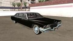 1972 Cadillac DeVille Limusina