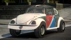 Volkswagen Beetle Prototype from FlatOut PJ5