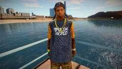 Lil Wayne v1 para GTA San Andreas