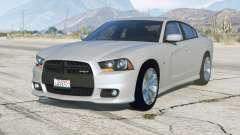 Dodge Charger SRT8 (LD) 2012〡add-on para GTA 5