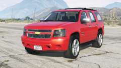 Chevrolet Tahoe LT Texas Edition (GMT900) 2008〡add-on v1.6 para GTA 5