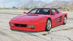 Ferrari 512 TR 1991〡add-on para GTA 5