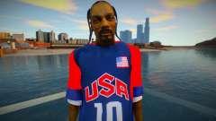 Snoop Dogg (good skin) para GTA San Andreas