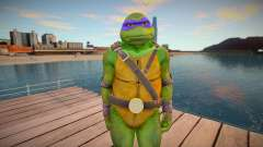 Ninja Turtles - Donatello para GTA San Andreas