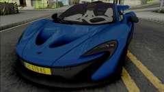 McLaren P1 2014 [HQ] para GTA San Andreas