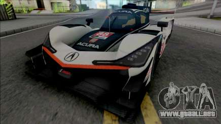 Acura ARX-05 2018 (Real Racing 3) para GTA San Andreas