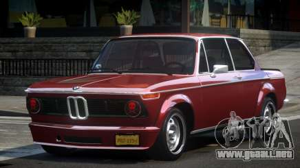 BMW 2002 PSI Drift para GTA 4