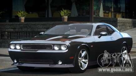 Dodge Challenger GS-R para GTA 4