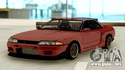 1994 NISSAN SKYLINE GT-R R32 para GTA San Andreas