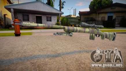 M24 (AA: Proving Grounds) V3 para GTA San Andreas