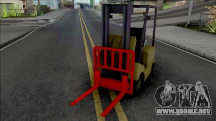 Hyster DT (Forklift) para GTA San Andreas