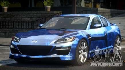 Mazda RX-8 SP-R S7 para GTA 4