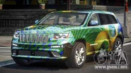 Jeep Grand Cherokee U-Style S2 para GTA 4