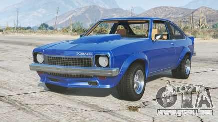 Holden Torana A9X (LX) 1977〡add-on v1.3 para GTA 5