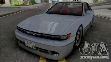 Nissan Silvia PS13 HiercoCustoms para GTA San Andreas