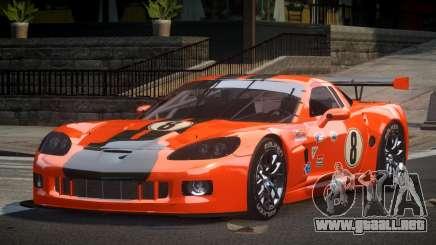 Chevrolet Corvette SP-R S1 para GTA 4