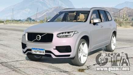 Volvo XC90 T8 R-Design 2016〡add-on para GTA 5
