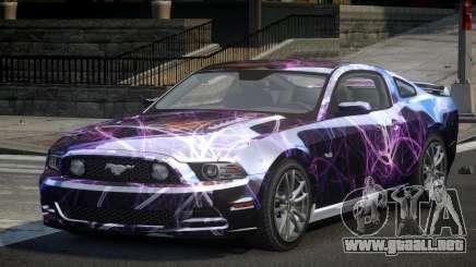 Ford Mustang GT BS-R L4 para GTA 4