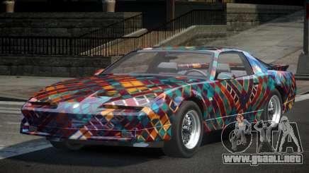 Pontiac TransAm U-Style L10 para GTA 4