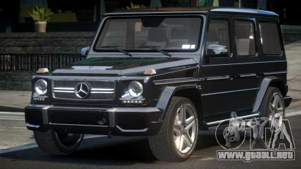 Mercedes-Benz G65 PSI para GTA 4