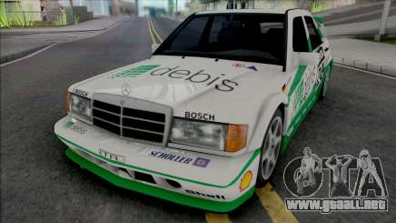 Mercedes-Benz 190E Evolution II para GTA San Andreas