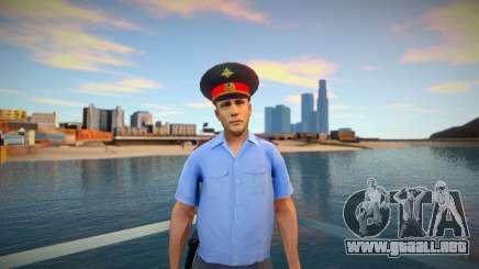 Empleado de PPP para GTA San Andreas
