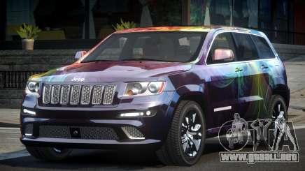 Jeep Grand Cherokee U-Style S4 para GTA 4