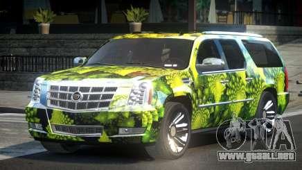 Cadillac Escalade US S10 para GTA 4