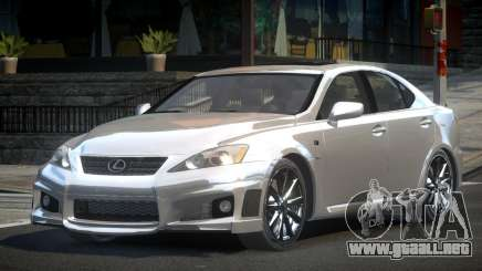 Lexus ISF BS V1.1 para GTA 4