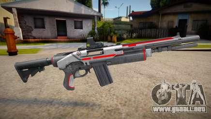 Escopeta Jackal para GTA San Andreas
