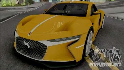 DS E-Tense 2016 para GTA San Andreas