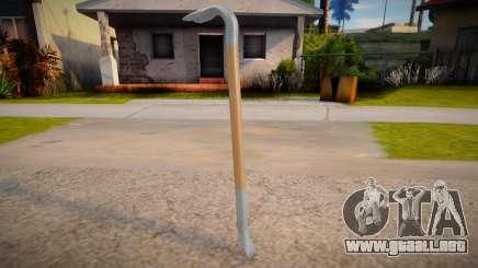 palanca para GTA San Andreas