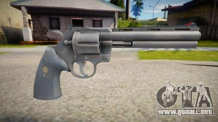 Panther .357 Magnum para GTA San Andreas