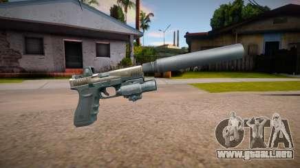 Glock-17 DevGru (Contract Wars) v2 para GTA San Andreas