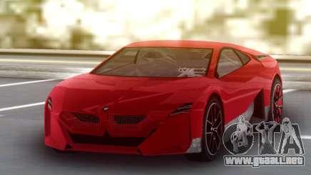 BMW Vision M Next 2020 para GTA San Andreas