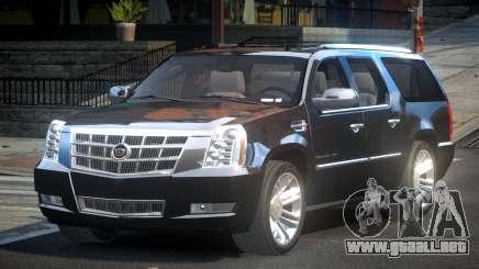 Cadillac Escalade US para GTA 4