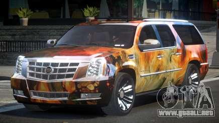 Cadillac Escalade US S2 para GTA 4