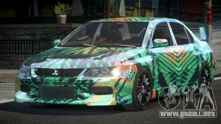 Mitsubishi Lancer GS Tuning L7 para GTA 4