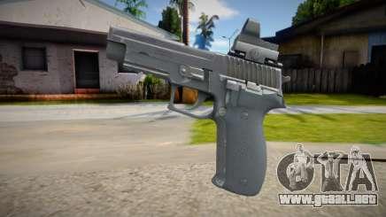 SIG P226R (Escape from Tarkov) V2 para GTA San Andreas