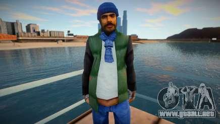 New bmotr1 Skin para GTA San Andreas