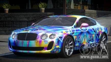 Bentley Continental U-Style L3 para GTA 4