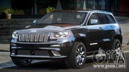 Jeep Grand Cherokee U-Style para GTA 4