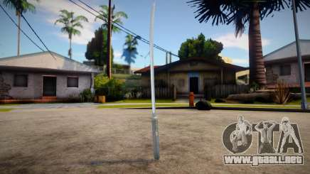 Katana HD para GTA San Andreas