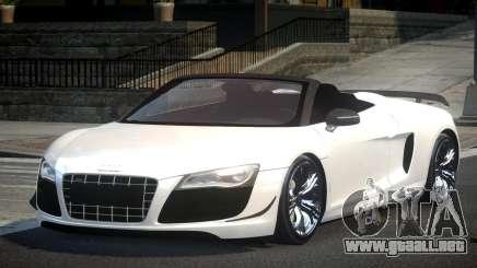 Audi R8 SP Roadster para GTA 4