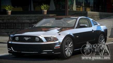 Ford Mustang GT BS-R para GTA 4