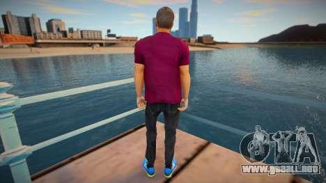 Abrupt Ilya para GTA San Andreas