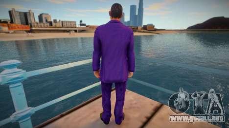 Mafioso ruso para GTA San Andreas